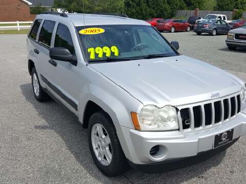 2005 Jeep Grand Cherokee for sale in Fayetteville, NC