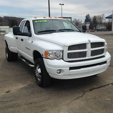 2005 Dodge Ram Pickup 3500 for sale in Cortland, NY