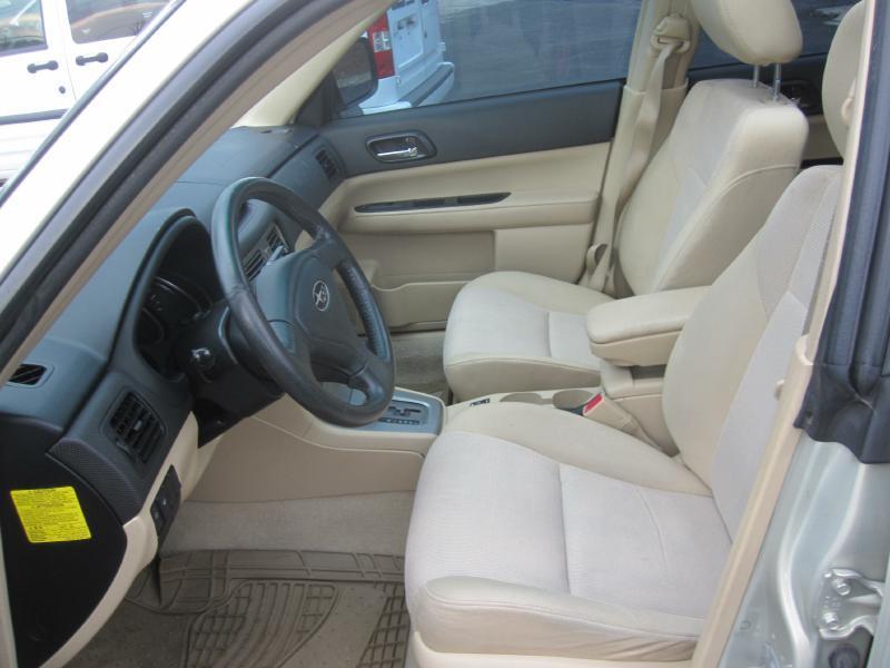2007 Subaru Forester AWD 2.5 X Premium Package 4dr Wagon (2.5L F4 4A) - Papillion NE