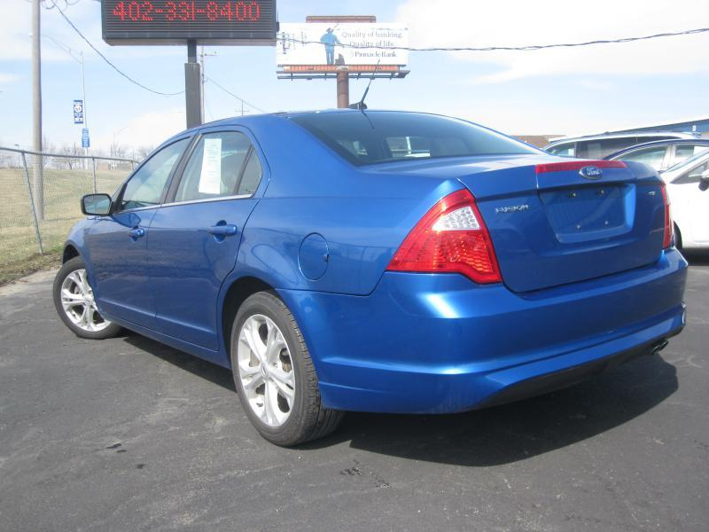 2012 Ford Fusion SE 4dr Sedan - Papillion NE