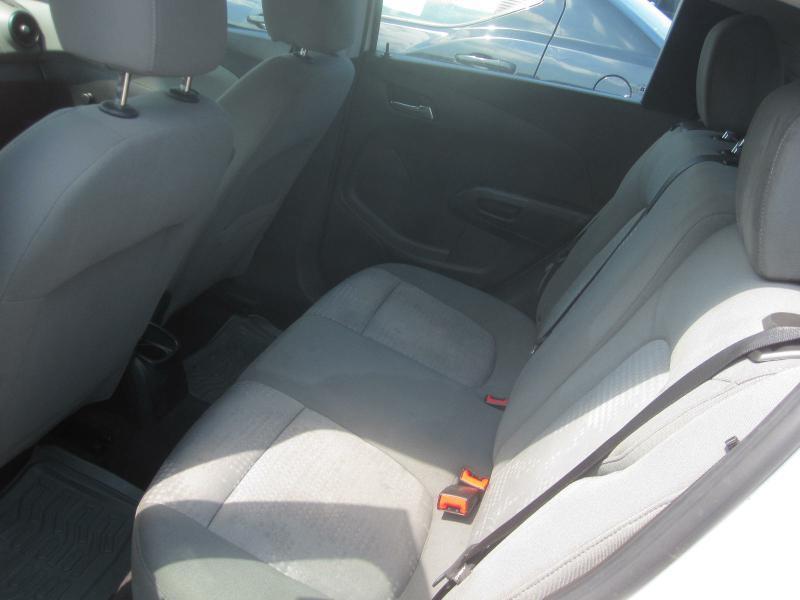 2012 Chevrolet Sonic LS 4dr Hatchback w/2LS - Papillion NE