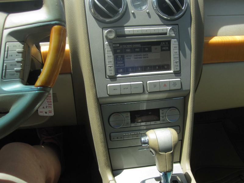 2007 Lincoln MKZ AWD 4dr Sedan - Papillion NE