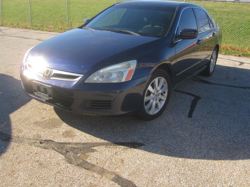 2007 Honda Accord Special Edition V-6 4dr Sedan - Papillion NE