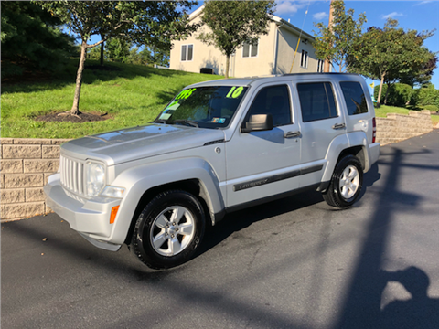 2010 Jeep Liberty for sale in Willow Grove, PA