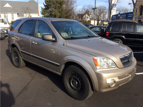 2005 Kia Sorento for sale in Hatboro, PA