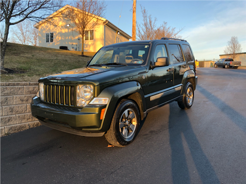 2008 Jeep Liberty for sale in Willow Grove, PA