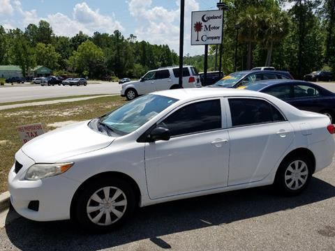 2010 Toyota Corolla for sale in Goose Creek, SC