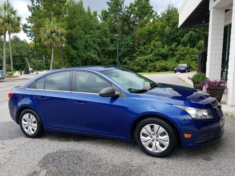 2012 Chevrolet Cruze for sale in Goose Creek, SC