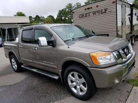 2008 Nissan Titan for sale in Goose Creek, SC
