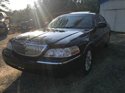 2006 Lincoln Town Car for sale in Fort Mill, SC