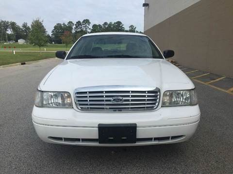 2010 Ford Crown Victoria for sale in Fort Mill, SC