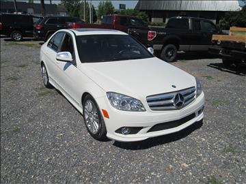 2009 Mercedes-Benz C-Class for sale in Syracuse, NY