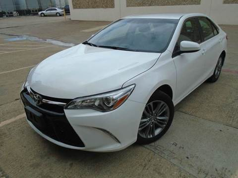 2015 Toyota Camry for sale in Dallas, TX