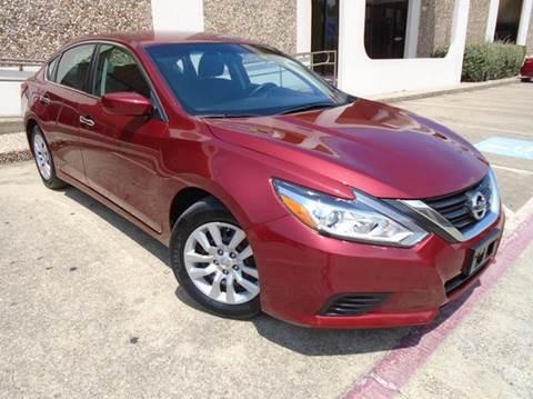 2016 Nissan Altima for sale in Dallas, TX