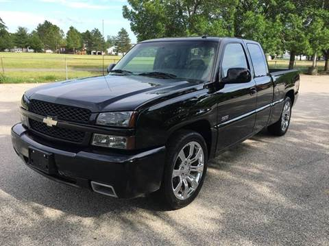 2003 chevrolet silverado 1500 ss for sale. Black Bedroom Furniture Sets. Home Design Ideas