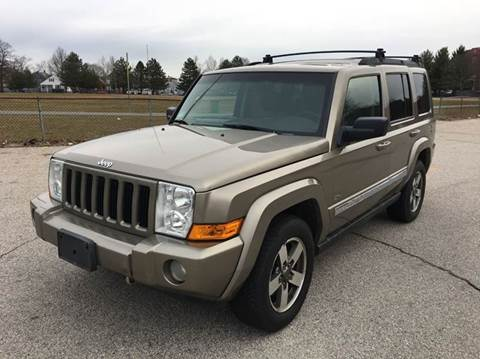 2006 Jeep Commander for sale in Providence, RI
