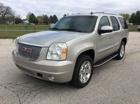 2007 GMC Yukon for sale in Providence, RI
