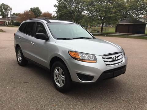 2010 Hyundai Santa Fe for sale in Providence, RI