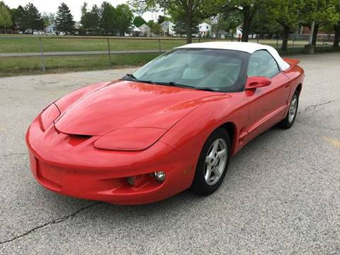 1999 Pontiac Firebird for sale in Providence, RI