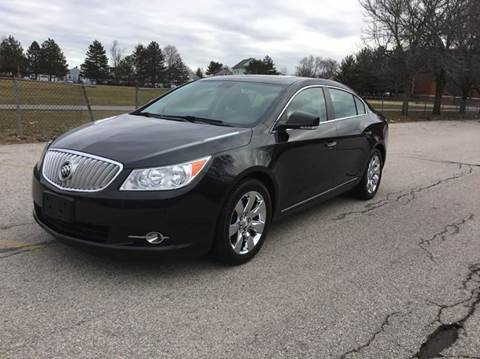 2010 Buick LaCrosse for sale in Providence, RI