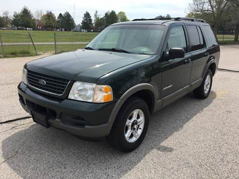2002 Ford Explorer for sale in Providence, RI