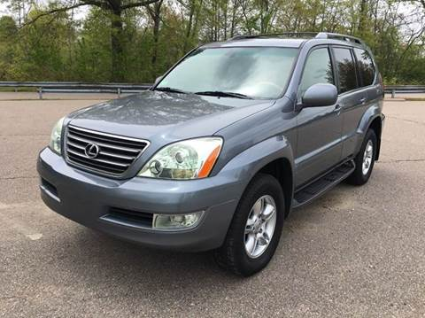 2005 Lexus GX 470 for sale in Providence, RI