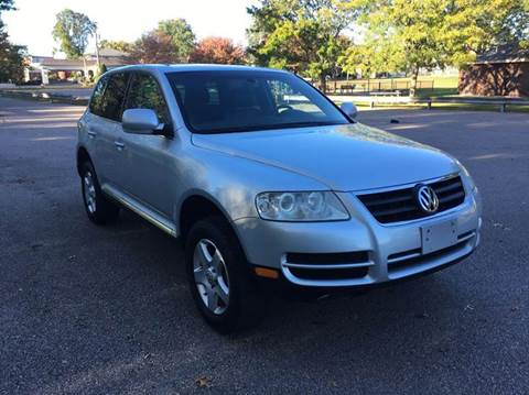 2004 Volkswagen Touareg for sale in Providence, RI