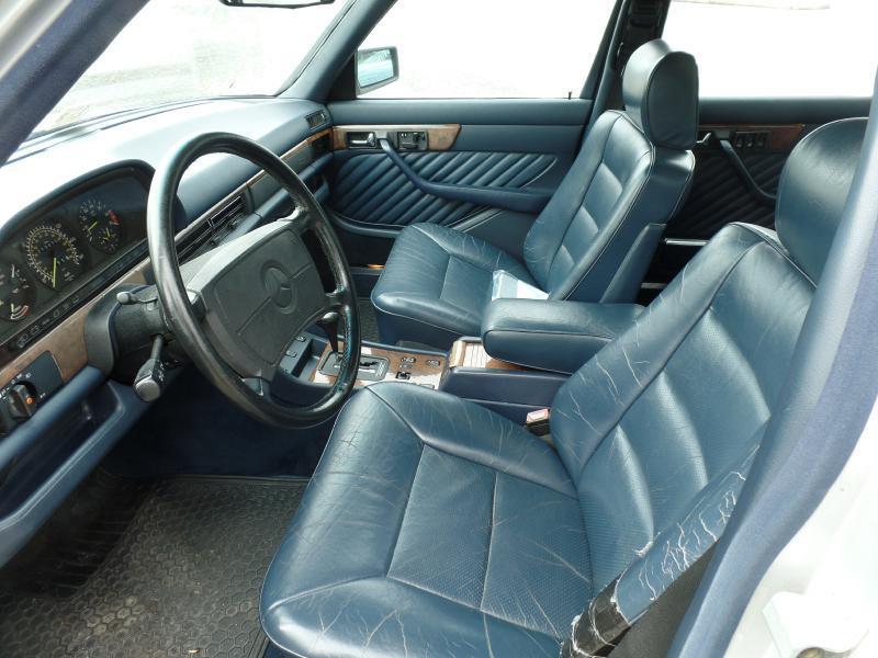 1990 Mercedes-Benz 560-Class 560 SEL 4dr Sedan - Richmond VA