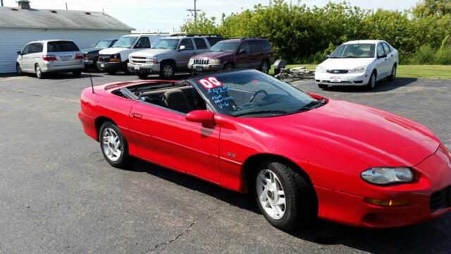 2000 Chevrolet Camaro Base 2dr Convertible - Sioux City IA