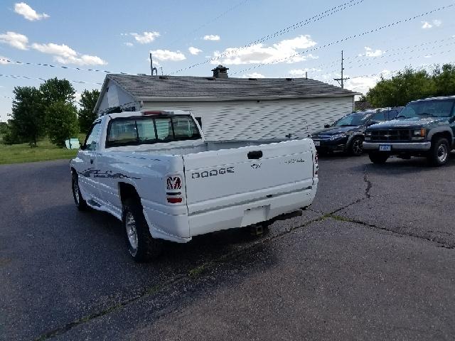 1995 Dodge Ram Pickup 1500 2dr WS Standard Cab LB - Sioux City IA