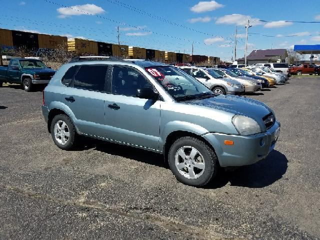 2007 Hyundai Tucson GLS 4dr SUV - Sioux City IA