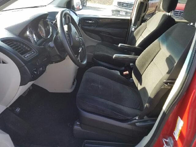2012 Dodge Grand Caravan SE 4dr Mini Van - Sioux City IA