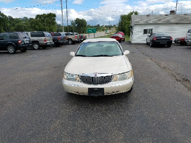 1998 Lincoln Continental 4dr Sedan - Sioux City IA