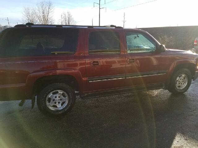 2001 Chevrolet Suburban 1500 LT 4WD 4dr SUV - Sioux City IA