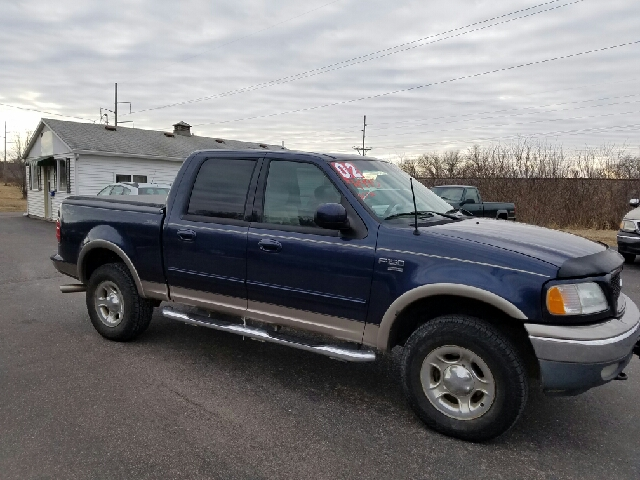 2002 Ford F-150 Lariat 4dr SuperCrew 4WD Styleside SB - Sioux City IA
