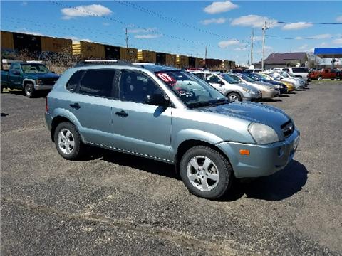 2007 Hyundai Tucson for sale in Sioux City, IA