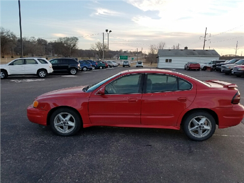 2004 Pontiac Grand Am for sale in Sioux City, IA