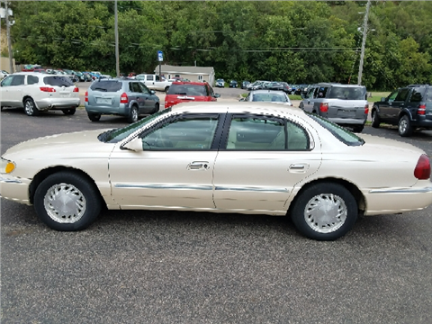 1998 Lincoln Continental for sale in Sioux City, IA