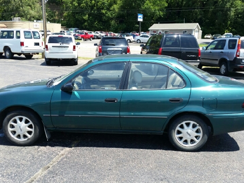1996 GEO Prizm for sale in Sioux City, IA