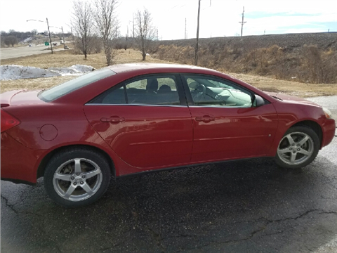 2007 Pontiac G6 for sale in Sioux City, IA
