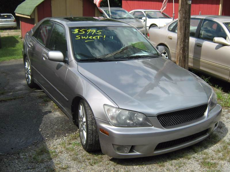 2003 Lexus IS 300 4dr Sedan - Newnan GA
