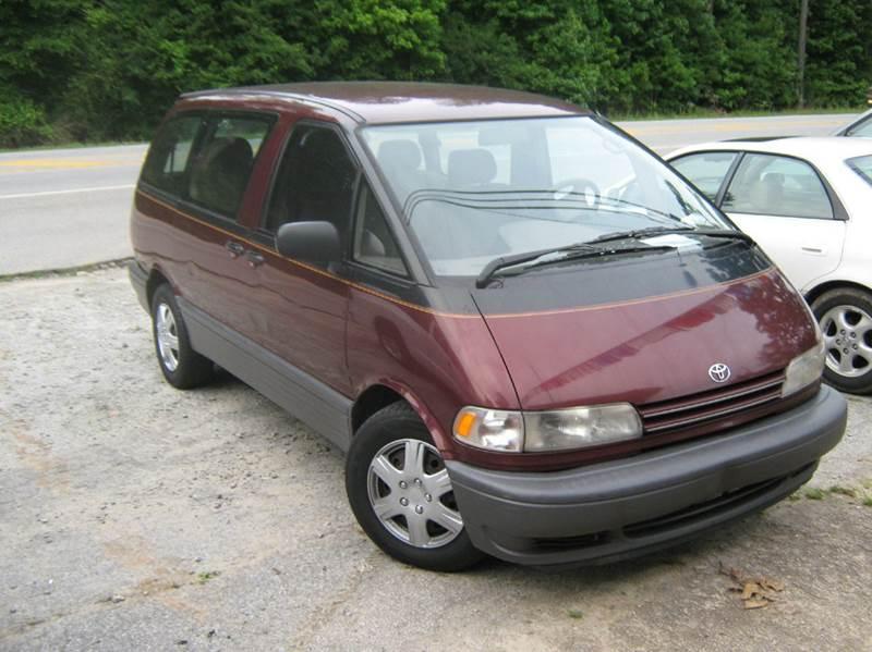 1994 Toyota Previa DX 3dr Mini Van - Newnan GA