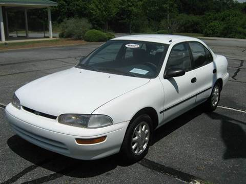 1996 GEO Prizm for sale in Newnan, GA