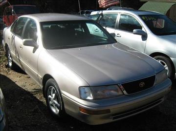 1996 Toyota Avalon for sale in Newnan, GA