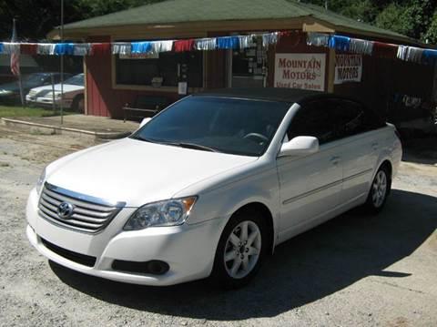 2010 Toyota Avalon for sale in Newnan, GA