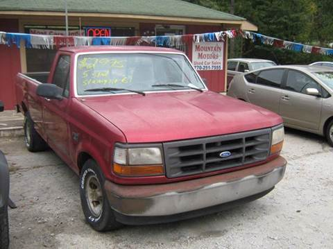 1995 Ford F-150 for sale in Newnan, GA