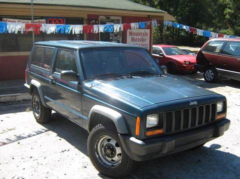 1998 Jeep Cherokee for sale in Newnan, GA