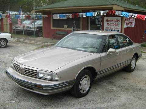 1994 Oldsmobile Eighty-Eight Royale for sale in Newnan, GA
