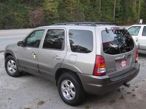 2002 Mazda Tribute for sale in Newnan, GA