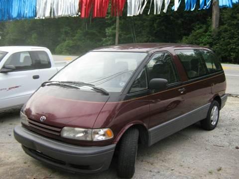 1994 Toyota Previa for sale in Newnan, GA